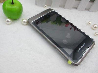 ☆展示機☆雙卡3G威寶+G Motorola XT390 XT539 Android 安卓智慧觸控 免運優惠