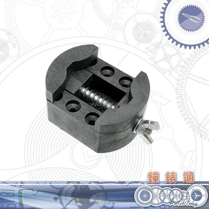 【鐘錶通】06B.5001 小錶膠座_固定錶殼 / 小型夾具工作台固定座├鐘錶工具/修錶工具/工作臺┤