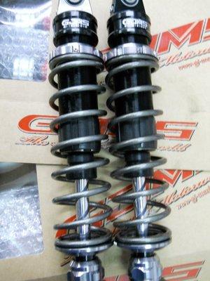 欣輪車業 GJMS 雙槍後避震器 GP2 客製化 安裝8300元 新勁戰 GTR G5 馬車 RV150  330MM