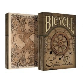 【USPCC撲克】Bicycle SEVEN SEAS Captains Deck Playing Cards