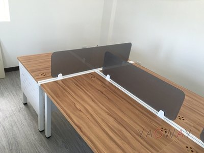 【耀偉】GAMMA系統工作站 (辦公桌/辦公屏風-規劃施工-拆組搬遷工程-組合隔間-水電網路)5