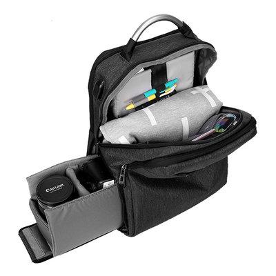 相機包Flyleaf飛葉單反相機包佳能尼康微單攝影包男女雙肩電腦包旅行包