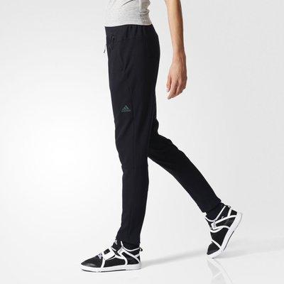 【Cool Shop】Adidas ZNE Joggers S94573 女款 全黑 運動長褲 窄版 張鈞甯著用 代言款