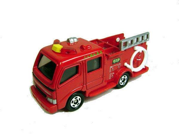 TOMICA_TM041_65454消防車MORITA FIRE ENGINE 日本TOMY小汽車 永和小人國玩具店