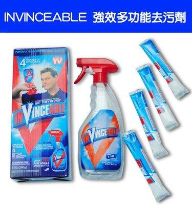 美國InVinceable 強效多功能萬用去污劑(去污粉x4補充包連結)-久岩汽車精品