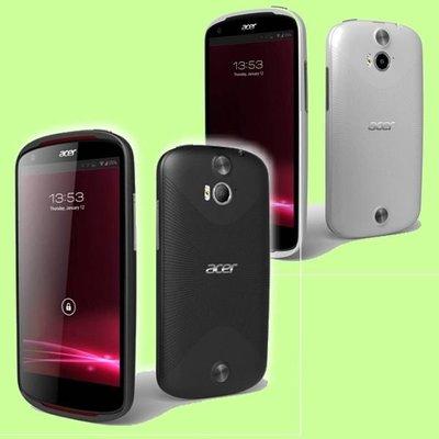 5Cgo 【權宇】ACER  Liquid Gallant E1 4.5吋 雙核心NFC智慧型手機(白/黑)1GB R