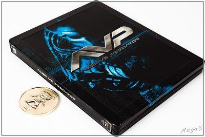 毛毛小舖--藍光BD 異形戰場 限量鐵盒版 Alien Vs. Predator