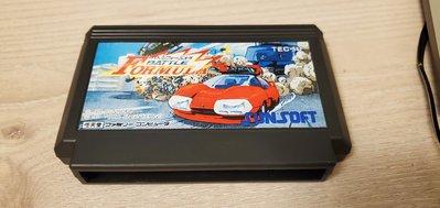 懷舊紅白機遊戲卡帶バトルフォーミュラ(Battle Formula)】台譯名字:方程式戰鬥賽