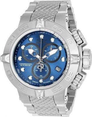 《大男人》Invicta Subaqua特別系列#3588瑞士大錶徑50MM個性潛水錶,非常稀有(本賣場全現貨)