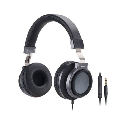 【需訂購】RASTO RS5 主動式抗噪耳罩耳機 支援Android / iOS系統之智慧手機麥克風接聽功能