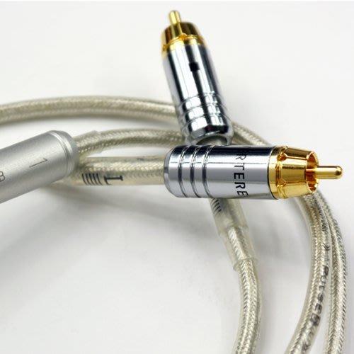 禾豐音響 1.15m 英國 Vertere Pulse-B RCA訊號線 台灣上瑞公司貨