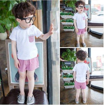 ♥【BS0152XT-6604】韓版男童裝日系套裝 (現貨) ♥