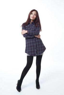 (F01) YOULEG(樂迅) 420Den 彈性褲襪, 重壓, 不透膚