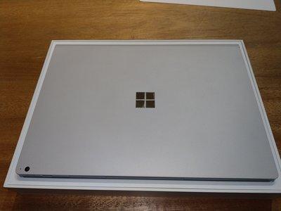 Surface book 2 15吋 i7/16G/1TB/GTX 1060 6G 保固至 2019/07/15