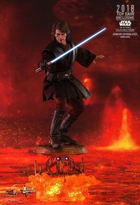全新啡盒未開Hottoys Star Wars Anakin Skywalker (Dark Side) Hot Toys MMS486