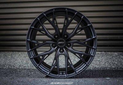 超鑫鋁圈 305Forged Wheels FT118 19吋旋壓鋁圈 5孔114.3 5孔112 輕量化 旋壓