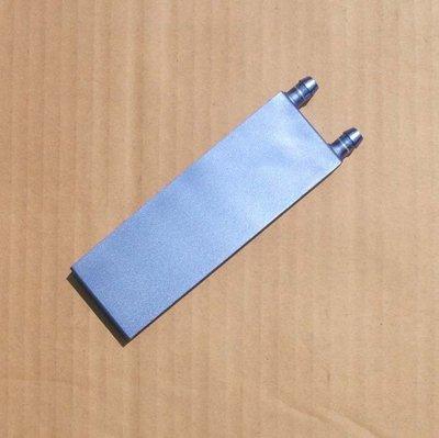 【玩具貓窩】40*120*12mm鋁製水冷頭 致冷晶片專用水冷頭 致冷片 液冷水板 昆蟲箱