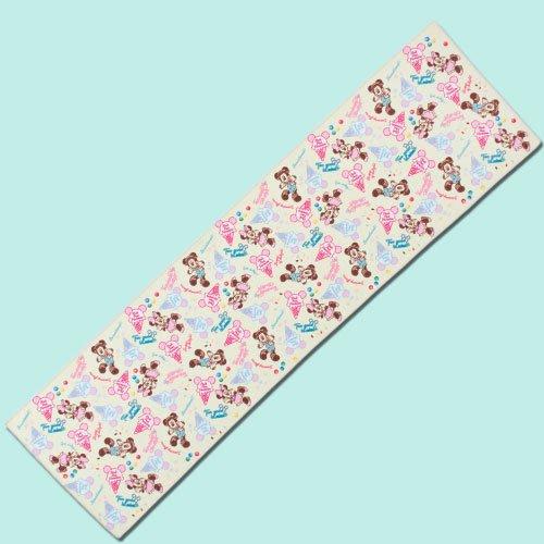 ArielWish預購日本東京迪士尼2019夏季慶典園遊會夏天海灘度假花火節戲水節霜淇淋冰淇淋長條毛巾涼感毛巾海灘巾浴巾