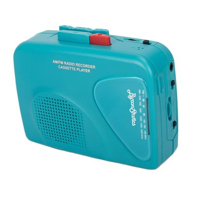 美國進口 Cassette Player FM Am Radio Walkman USB 錄音帶 卡帶 隨身聽