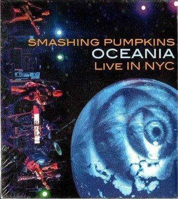 *【正價品】Smashing Pumpkins非凡人物樂團//紐約現場2CD+DVD、3片裝、歐版~ 環球唱片、2013