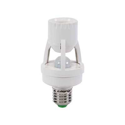 紅外線人體感應 E27燈座