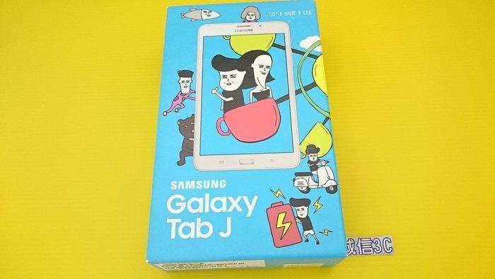 ☆誠信3C☆買賣交換最划算☆超便宜 全新未拆 Samsung Galaxy Tab J 7吋LTE可通話 可用萬物換物