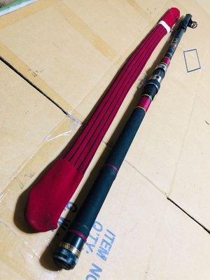 日本製 GAMAKATSU がま磯 MARKⅡGOLD遠投3號6.2 二十一尺 沙灘遠投竿 石鯛竿 白帶魚竿 免運可刷卡