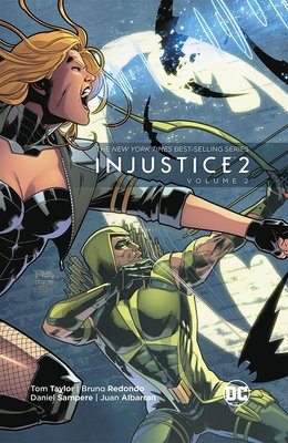 【布魯樂】《代訂中》[美版書籍] DC超級英雄《不義聯盟2 Injustice》原文漫畫Vol.2(精裝)