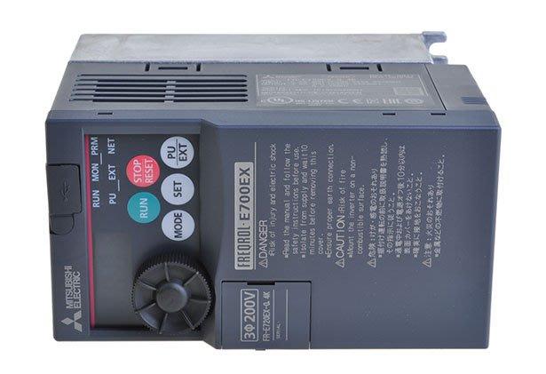 【KC.PLC_FA 】MITSUBISHI 三菱 FR-E700系列 變頻器產品 FR-E720EX-0.4K