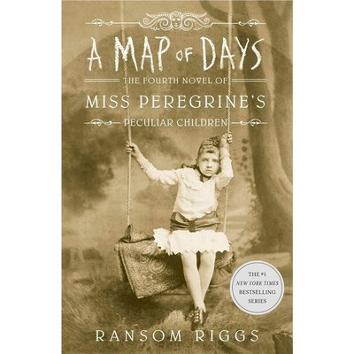 A Map of Days( The 4th novel of Miss Peregrine's Peculiar Ch@yi88378