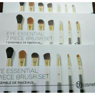 BH COSMETICS Eye Essential 眼部7件刷具組