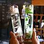 玻璃杯卡通玻璃瓶杯子瓶子韓版小清新彈跳蓋...