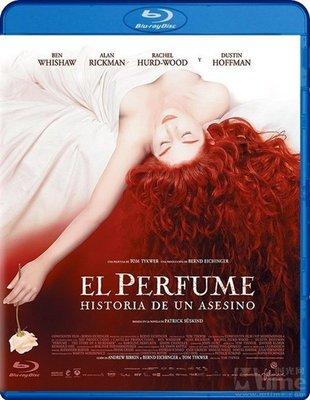 【藍光電影】香水:一個謀殺犯的故事 殺手故事 Perfume:The Story of a Murderer (2006) 69-026
