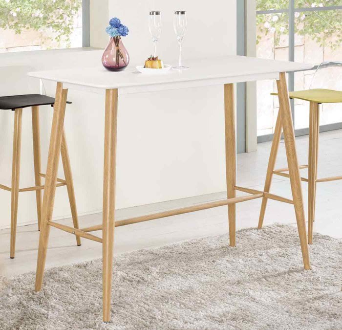 【DH】商品編號G1009-1諾魯布4尺休閒桌(圖一)居家/休閒/工商/洽談桌/營業用。多方位使用。主要地區免運費