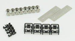 [玩具共和國] 4543736244011 TT-05 鉄道コレクション用 Nゲージ走行用パーツセット(車輪径6mm 2