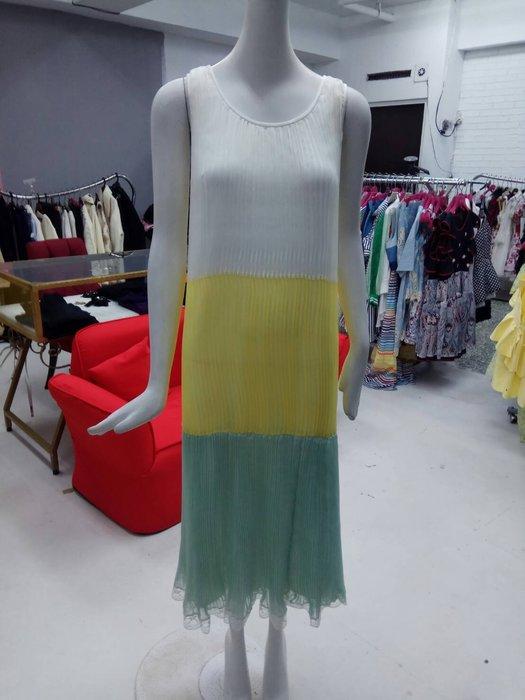 RoLa077白色L洋裝