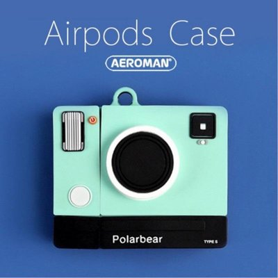 airpods pro 保護套 相機 拍立得 單眼 IG instagram DJ 柴犬 柯達 底片