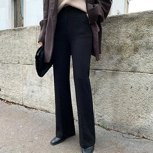 i-Mini 正韓|簡約自信斜口袋質感西裝褲|SML‧ 韓國連線‧代購‧空運【C11186331bb】