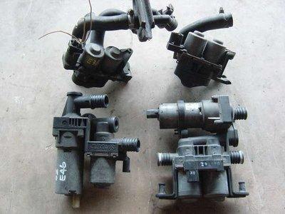 BMW e34 e36 e38 e39 e46 e53 e60 e65 e90各式熱水閥出售