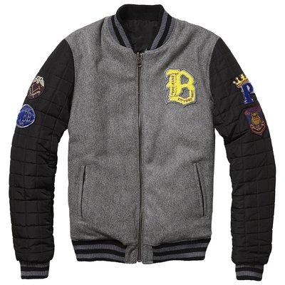 美國代購 Pepe Jeans Howler 棒球外套 棒球夾克 羊毛 M~XL