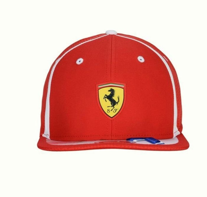 USA GP 冠軍 ☆降價☆正☆ Ferrari 法拉利 2018 F1Kimi  冰人  ice Man 官方發行 車手帽子 芬蘭車手 正版商品 現貨供應