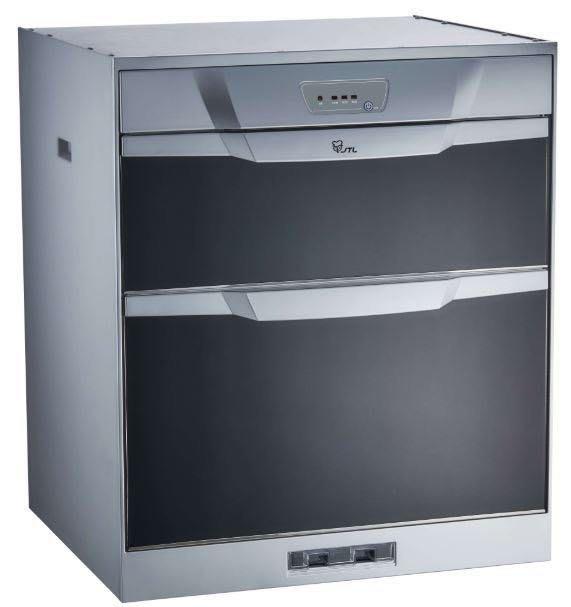喜特麗 JT-3166Q 臭氧殺菌 60cm 落地 / 下嵌式 黑色鏡面玻璃 基本安裝加800