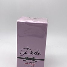 (6折)新品!D&G Dolce peony EDP牡丹淡香精75ML Dolce & Gabbana 杜班嘉納 包平郵 全新專櫃品 任何兩件商品95折