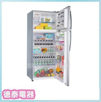 歌林 變頻 485L 雙門冰箱【KR-248V01】【德泰電器】