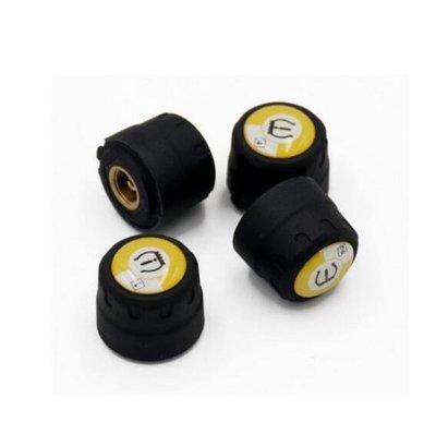 胎壓二代4.0 TPMS Car Pressure Monitoring 外置胎壓檢測系統 迷你型壓力檢測系統19408
