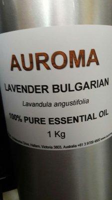 100%保加利亞真正薰衣草 100ml,分裝瓶