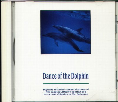 K - DANCE OF THE DOLPHIN / ATLANTIC SPOTTED DOLPHINS IN - 日版