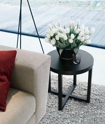 《Topluxurydesign》歐洲原裝進口 Poliform Yard 邊桌