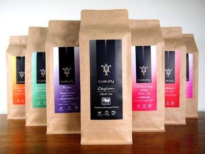 【Luxury Tea 麗舍茶苑】錫蘭紅茶FOP  600克※ 超值價$330元 ※歡迎批發