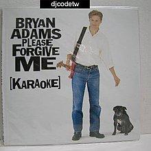 【djcodetw-CD】L1 單曲CD:Bryan Adams-Please forgive me